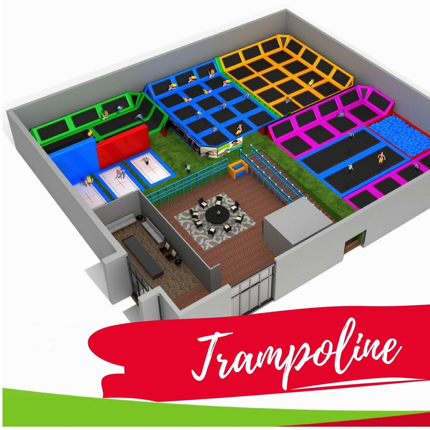 Mau trampoline